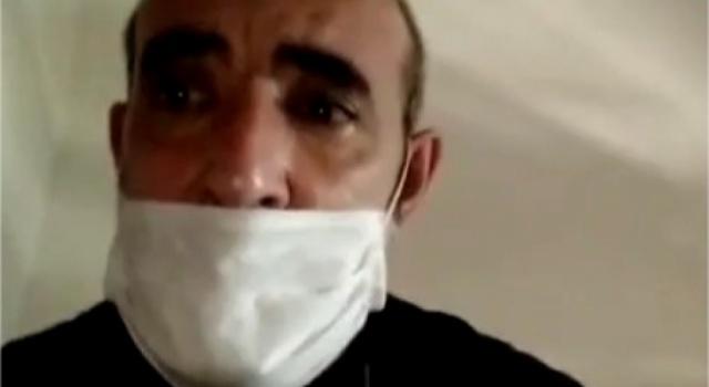 EMOCIONADO AGRADECIMIENTO DE UN ERTZAINA TRAS RECIBIR EL ALTA POR CORONAVIRUS