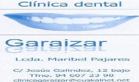 CLINICA DENTAL GARAIZAR